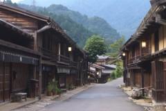 Tsumago - Valle di Kiso